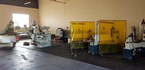 Engineering Machine Shop