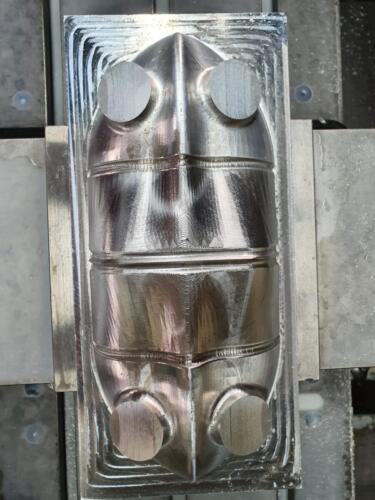 Face Mask Mold Machining
